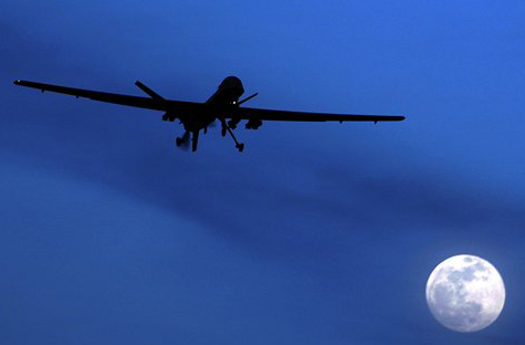 US drone strike kills 10 in Pakistan, Islamabad intelligence officials say