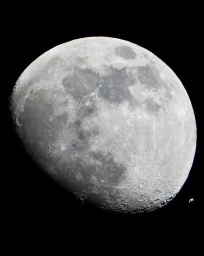 Evidence of another world discovered on the moon