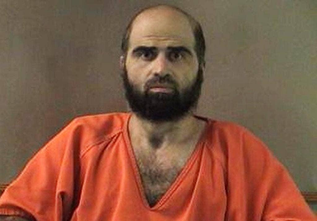 Fort Hood shooter congratulates Taliban from death row