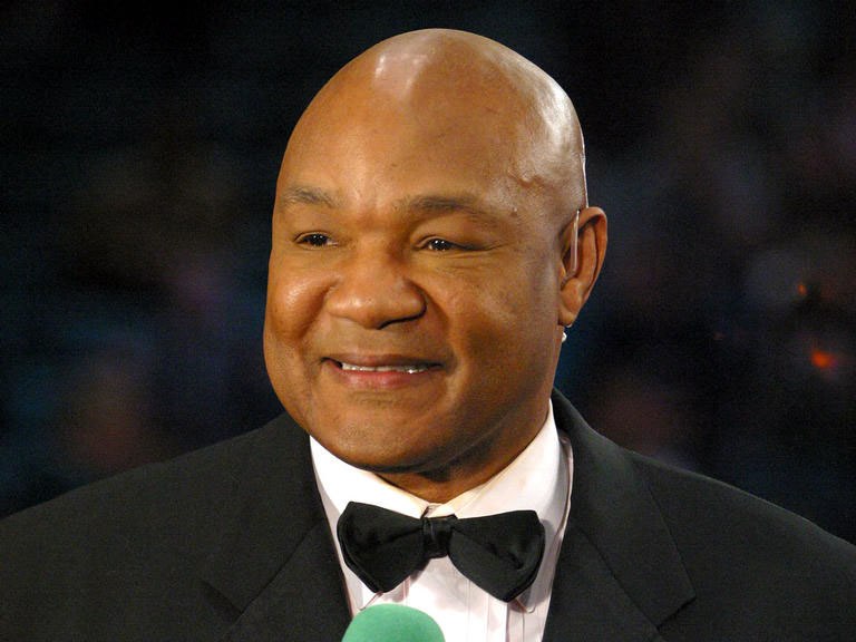Freeda Foreman, 42, daughter of boxing great George Foreman, found dead, reports say thumbnail