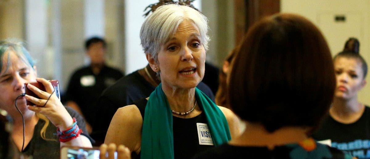 Jill Stein assails Hillary Clinton for calling her a 'Russian asset,' challenges her to a debate