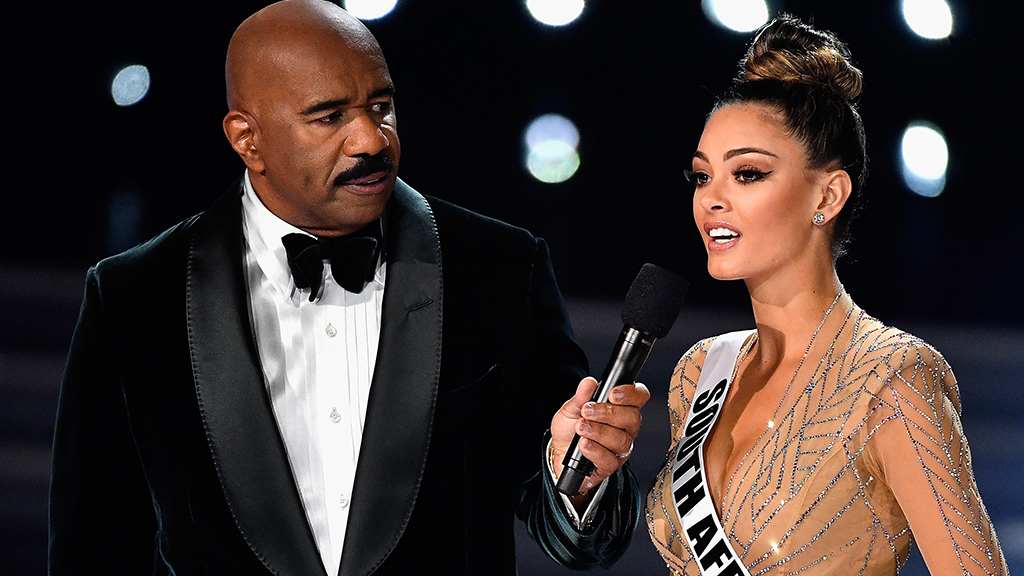 Westlake Legal Group Harvey20and20Miss20Universe20201720-20Getty Steve Harvey accused of flubbing name of Miss Universe costume contest winner Tamar Lapin New York Post fox-news/us fox-news/travel/vacation-destinations/atlanta fox-news/newsedge/entertainment fox-news/entertainment/events/miss-universe fnc/entertainment fnc f826336e-85c8-54d1-9c15-3cb793a09f7c article