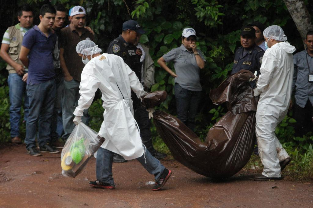 Tears, anger for slain Miss Honduras, sister in country where violence against women is up