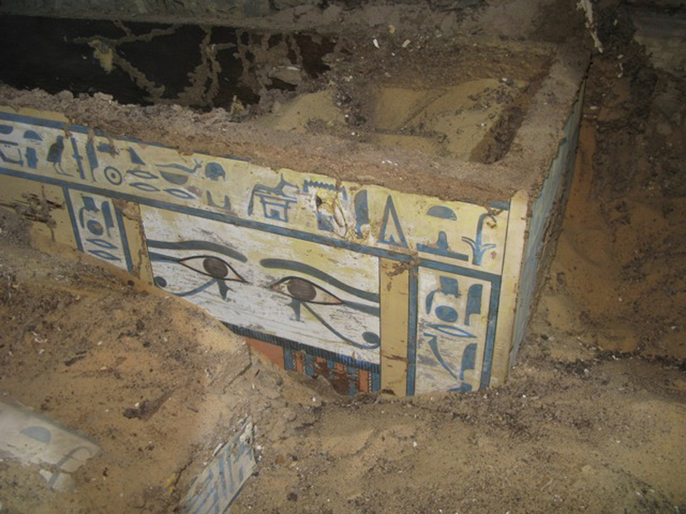 Who was Sattjeni? Tomb reveals secrets about ancient Egyptian elite