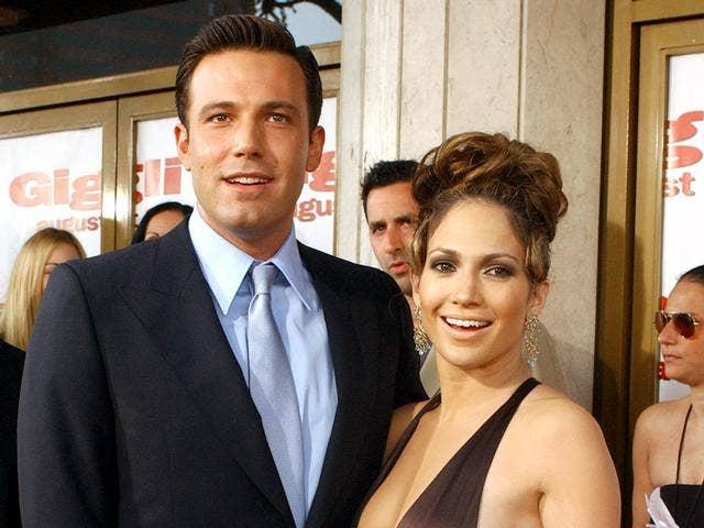 Ben Affleck, sagt ex Jennifer Lopez haben sollte erhielt eine Oscar-Nominierung für 'Gauner'