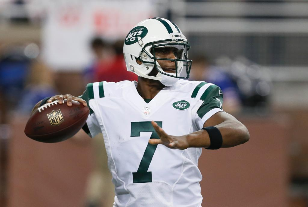 Jets OC Marty Mornhinweg says there's 'no question' Geno Smith can be 'fine' QB in NFL