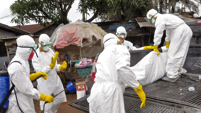 'It doesn't make sense': Concerns over enlisting DoD in Ebola response