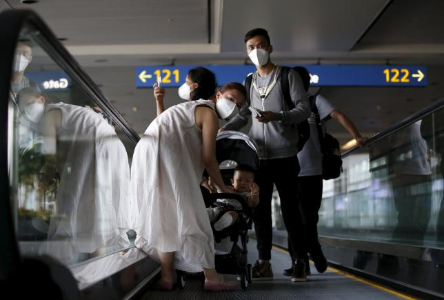 Study of South Korean MERS outbreak finds 'super-spreader' patient
