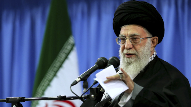 Iran supreme leader slams America as 'chameleon' in statement on nuclear talks