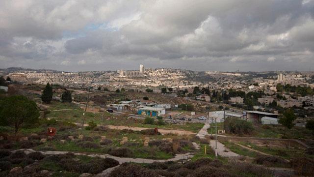US in bind as Palestinians push UN resolution demanding broad Israeli withdrawal