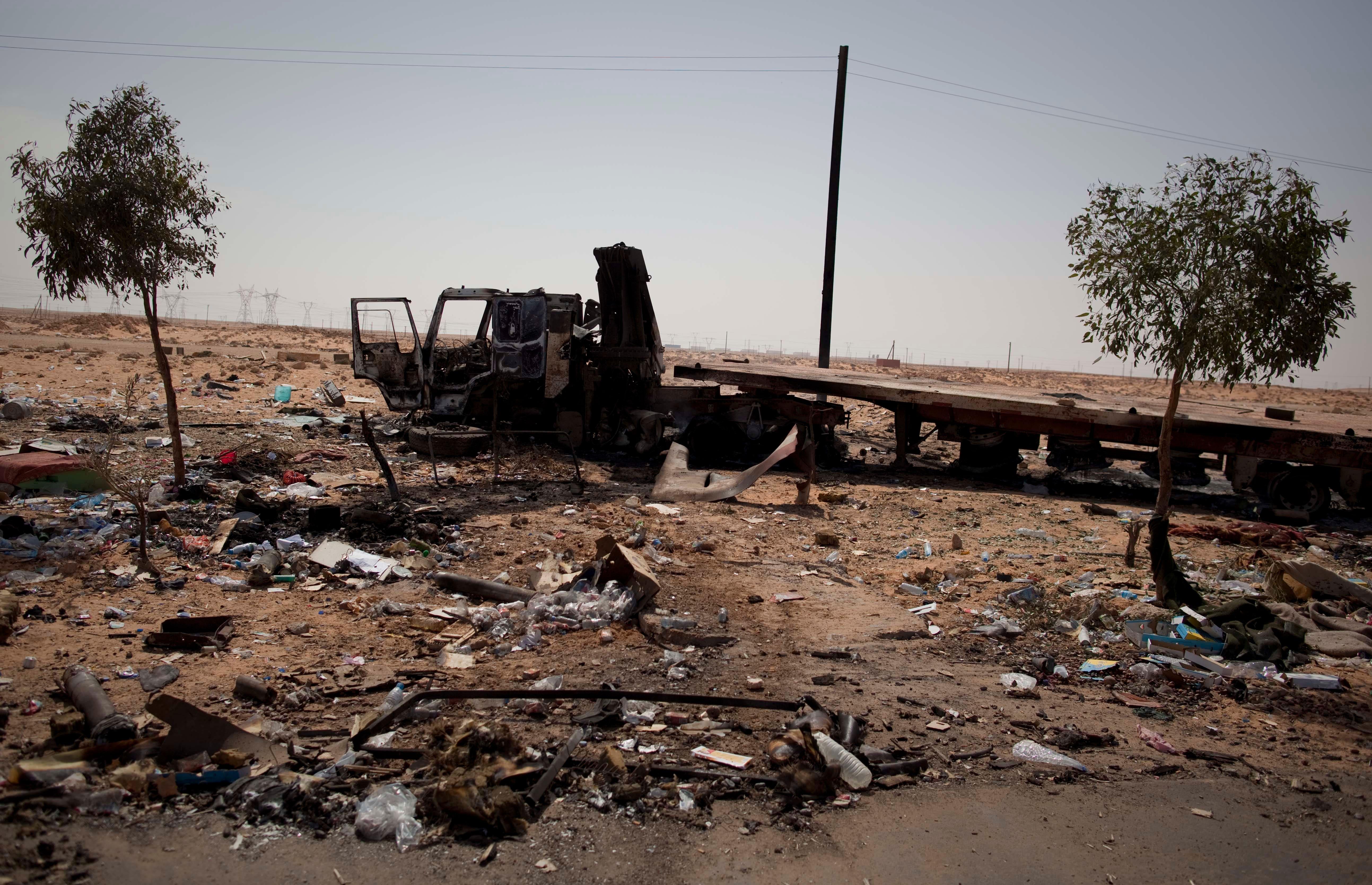 Westlake Legal Group Mideast-Libya_Hers5 Airstrike kills 17 ISIS terrorists in Libya: US military Melissa Leon Lucas Tomlinson fox-news/world/world-regions/africa fox-news/world/terrorism/isis fox-news/world/terrorism fox-news/us/military fox news fnc/us fnc article a05476c6-aaa2-54ae-aef4-064abda173b2