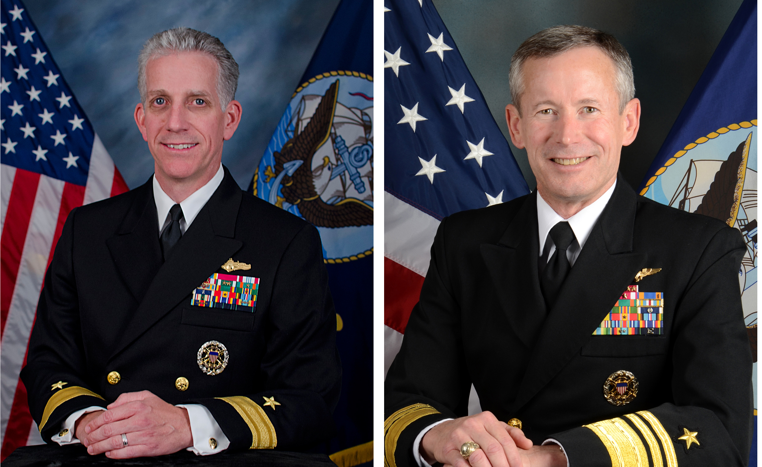 Two admirals face investigation in Navy bribery scheme