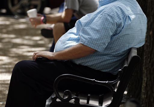 Even after weight loss, obesity can reduce life span