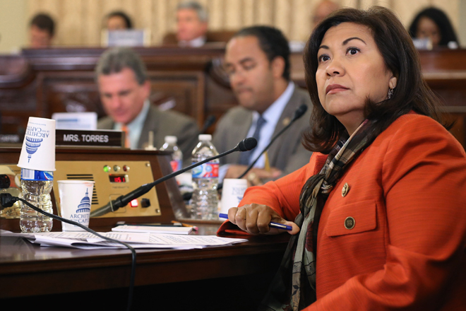 House Dem says she's tired of 'so many sex-starved males' opposing abortion