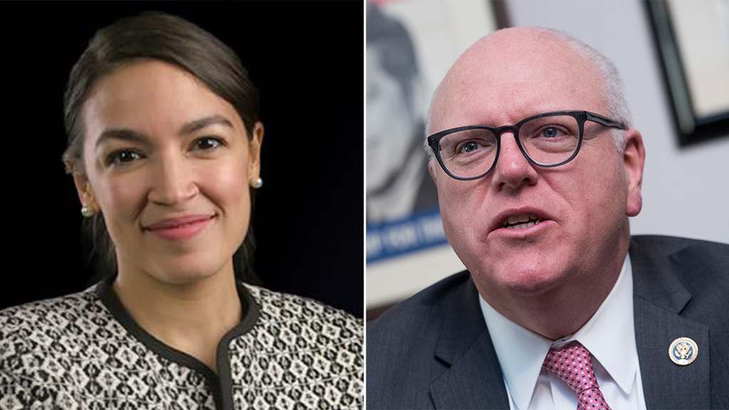 Westlake Legal Group Ocasio-Cortez20_20Crowley201 AOC's Dem rival, Joe Crowley, now backing candidate against hers in New York DA race Lukas Mikelionis fox-news/us/us-regions/northeast/new-york fox-news/politics/state-and-local fox-news/politics/house-of-representatives/democrats fox-news/person/alexandria-ocasio-cortez fox news fnc/politics fnc bf1c25cd-f909-5b6d-8ae6-2a113df59a48 article