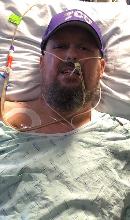Avid hunter gets both feet, 9 fingers amputated after flu complications