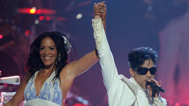 Sheila E.: Music locked in Prince's vault should stay in the vault