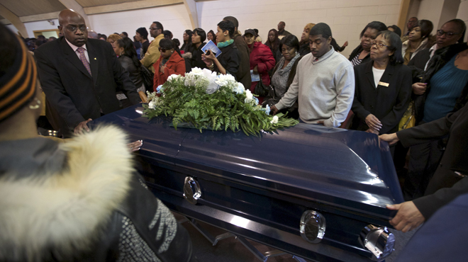 Where's the outrage? We must end the madness of black-on-black crime