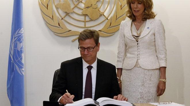 Good news from Washington -- UN Arms Trade Treaty DOA in US Senate