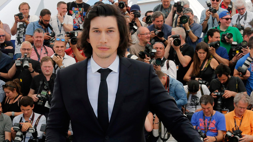 'Star Wars' actor Adam Driver reveals one item he took home from set after filming