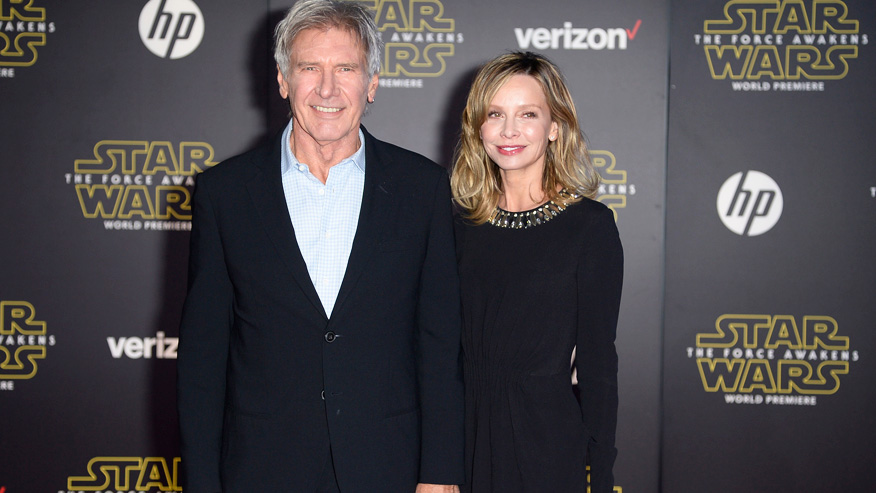 Harrison Ford reveals successful marriage secrets: