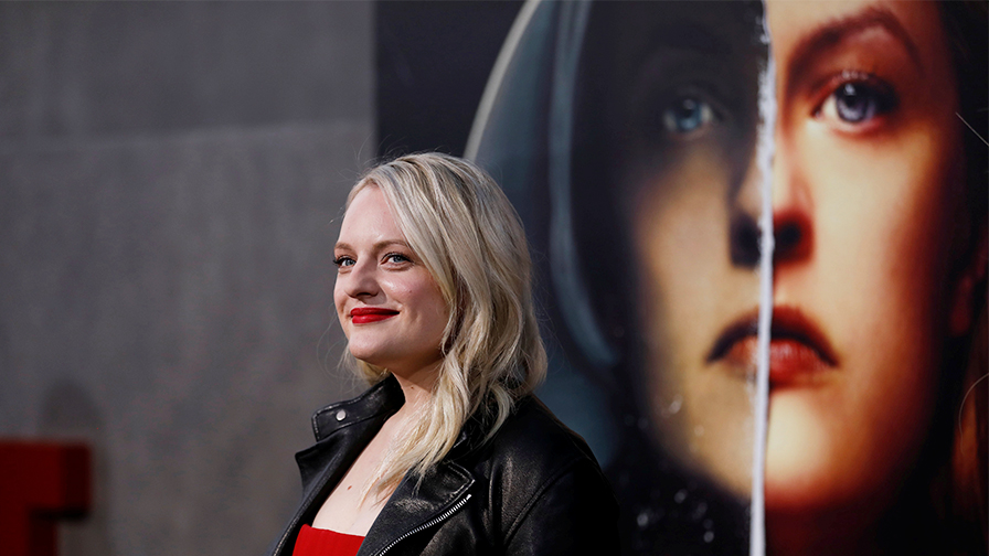 Elisabeth Moss says 'The Handmaid's Tale' runs 'parallel' to her Scientology beliefs