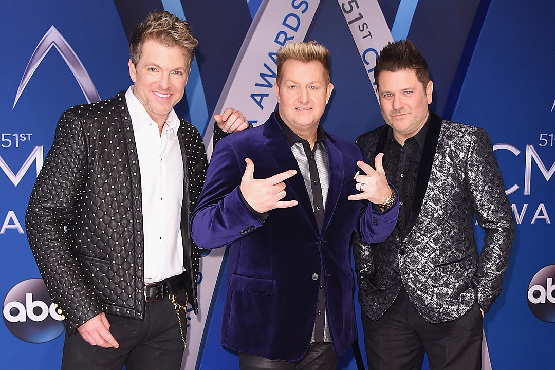 Rascal Flatts releasing greatest hits album for 20th anniversary