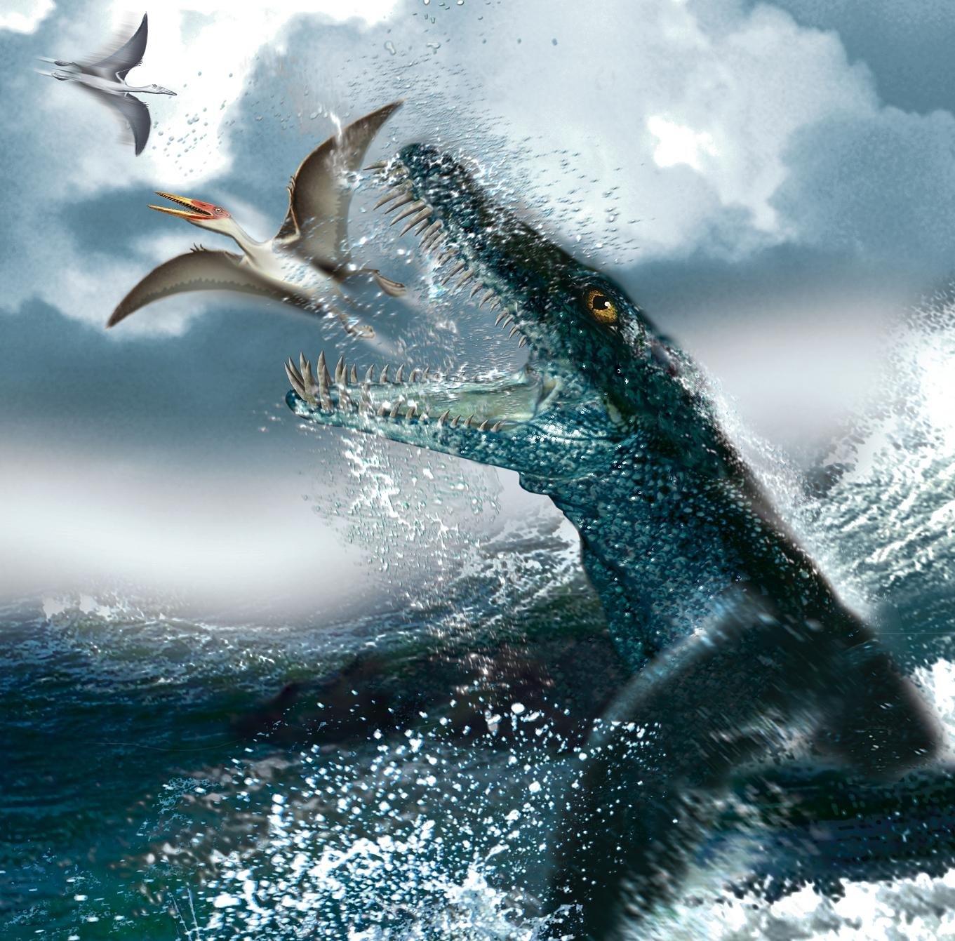 150-million-year-old sea monster discovered in Poland