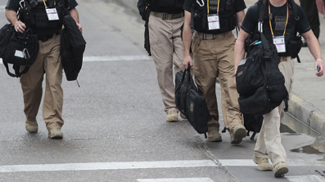 Secret Service agents sent home from Netherlands