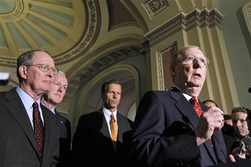 Supreme Court: Republicans hit new low on court fight