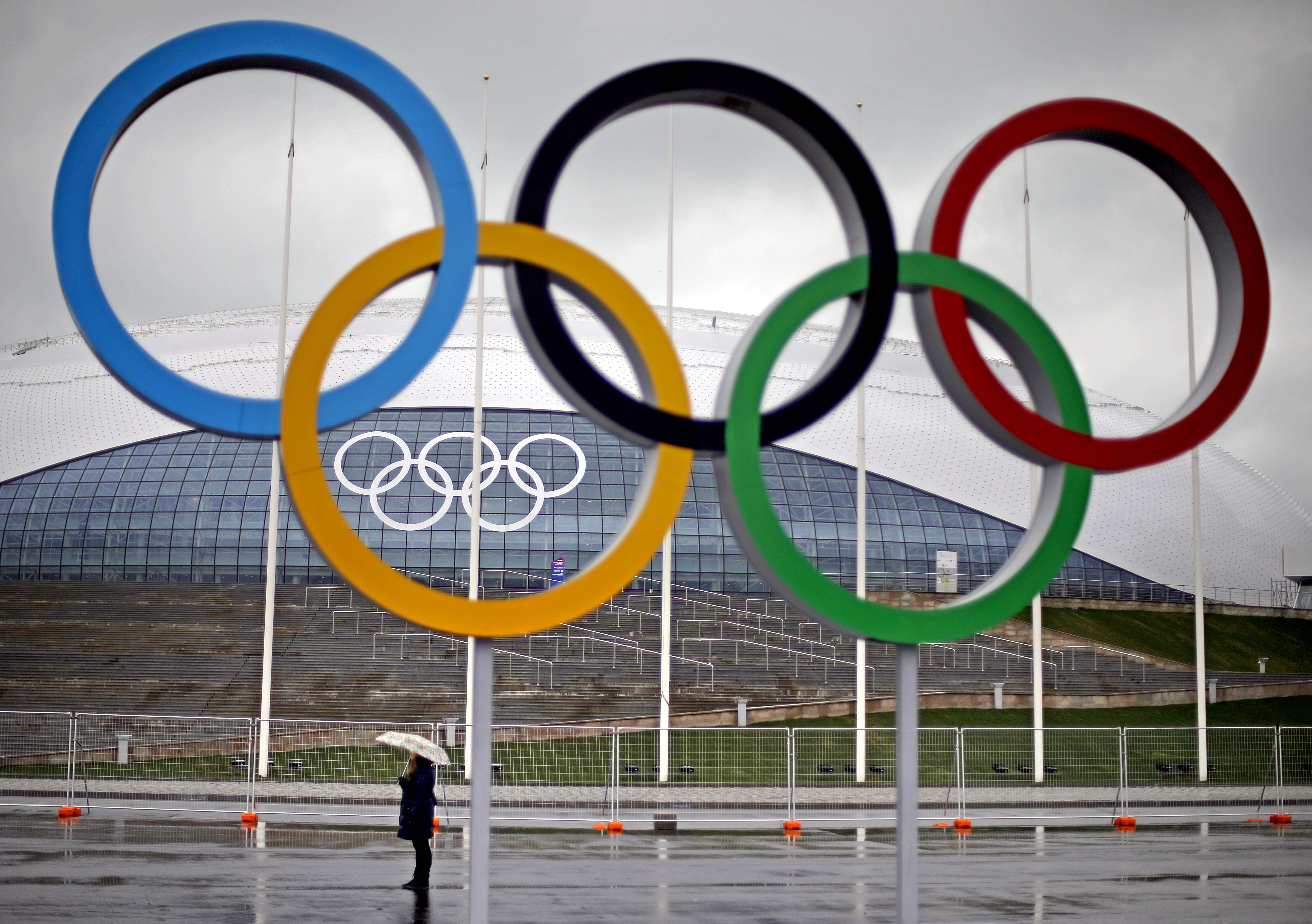Russian activists sue Sochi organizers over access to games