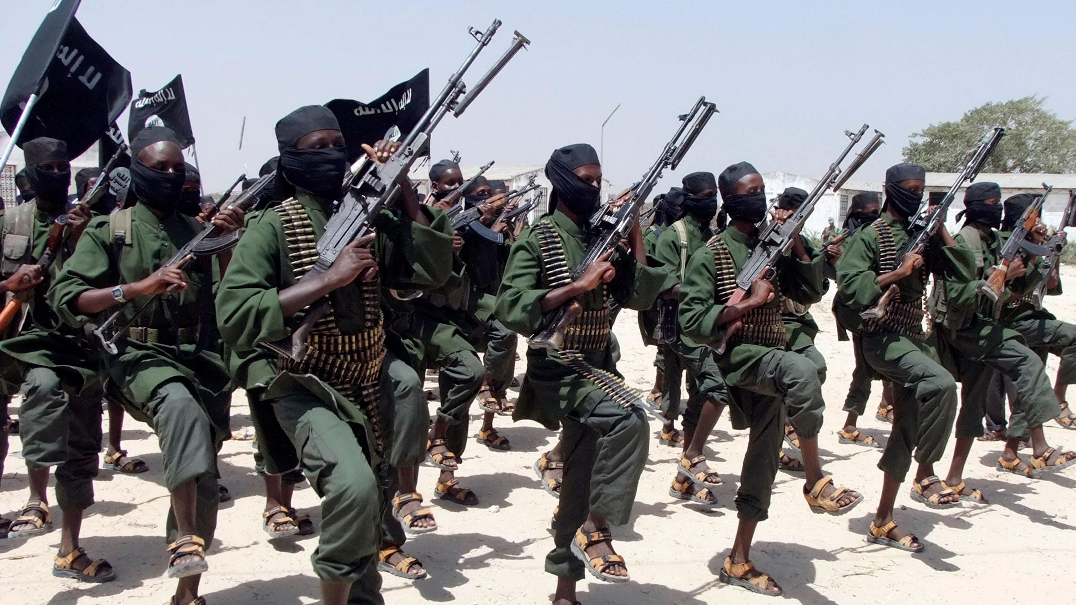 US airstrike targets al-Shabab militants, Pentagon says