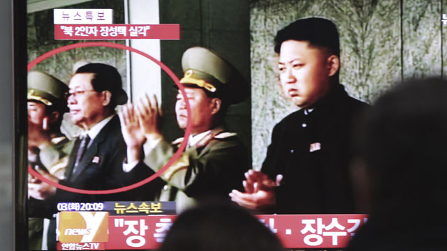 Kim Jong-Un's uncle reportedly edited out of documentary footage