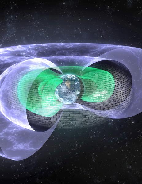 Scientists discover Earth's 'Star Trek'-style invisible shield