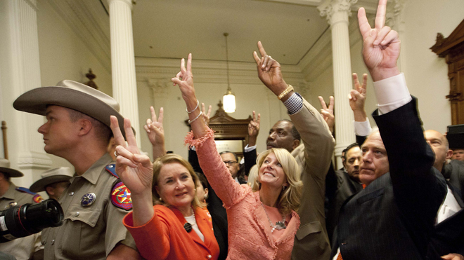 Texas Senate passes sweeping new abortion restrictions