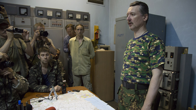Double blow for Putin as EU adopts tough sanctions, Ukraine rebels suffer setbacks