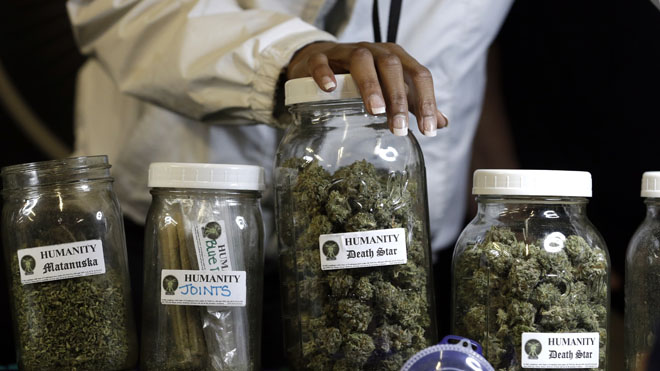 District poised to be next to decriminalize pot, with legalization on horizon