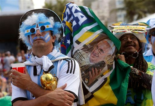 Latin American Fans Cheering For Each Other At World Cup, But Gloves Come Off In The Next Round   Fox News