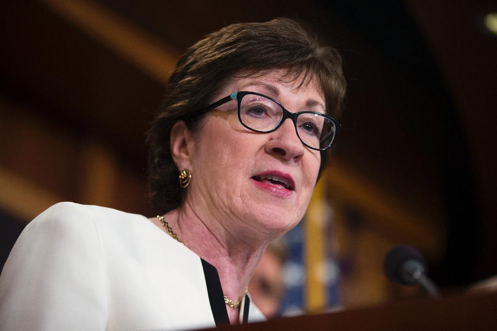 Sen. Collins rejected Republican senator's offer to ditch Kavanaugh after Ford testimony, new book claims thumbnail