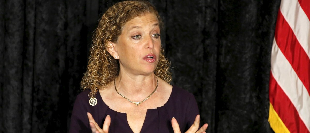 Wasserman Schultz opts out of Women's March: 'I cannot stand alongside it'