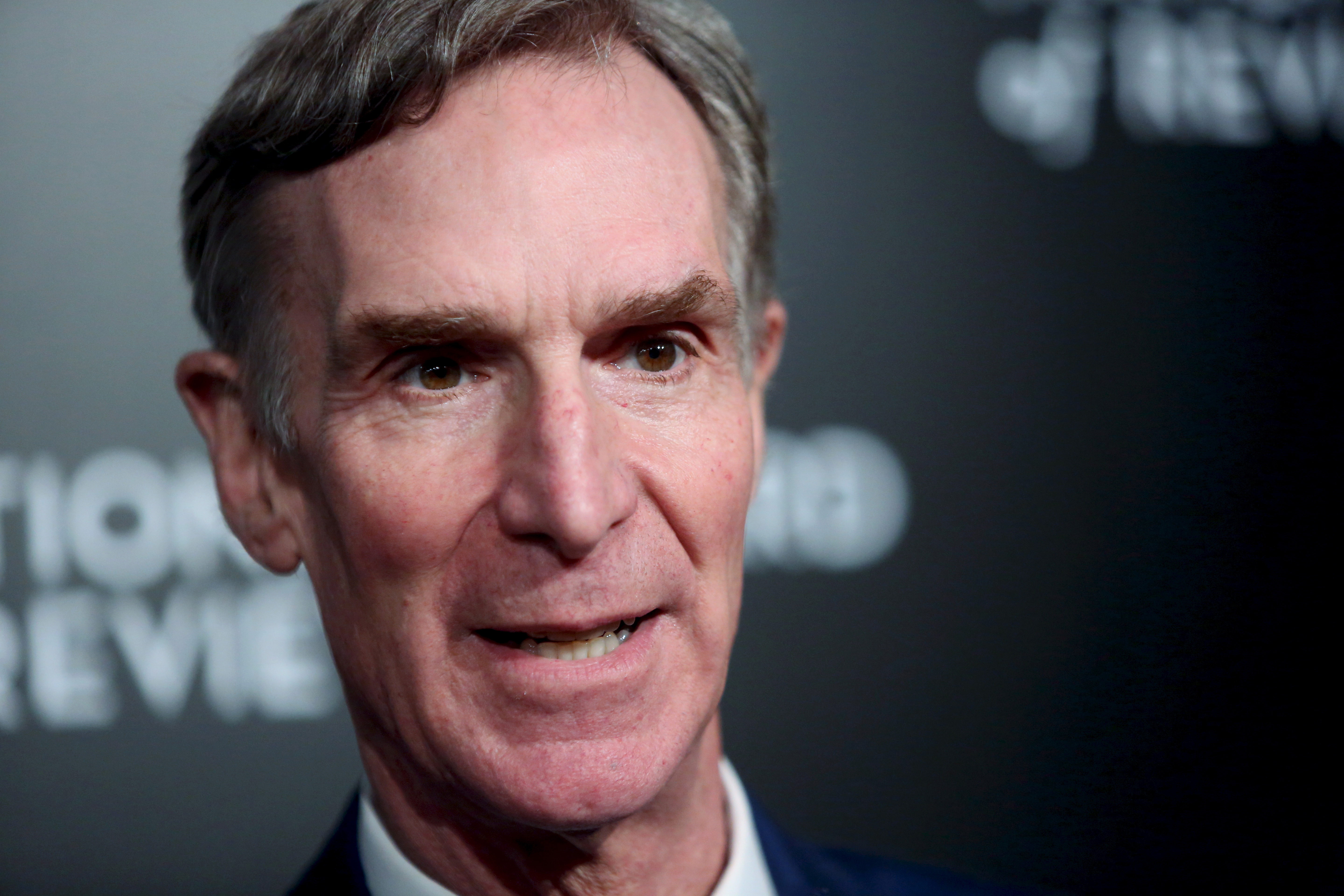 Bill Nye says world needs to respond to climate change like it did with D-Day