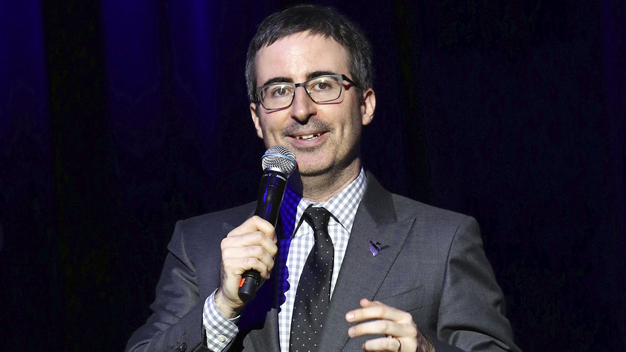 John Oliver 'honored' in Connecticut: Mayor names sewer plant after him – Fox News
