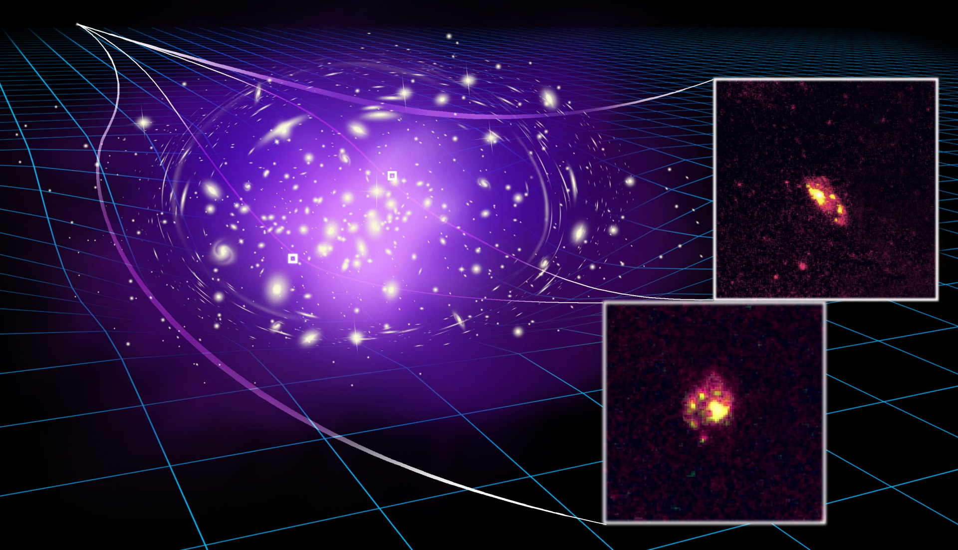 Oldest spiral galaxy ever seen may reveal secrets about the Milky Way