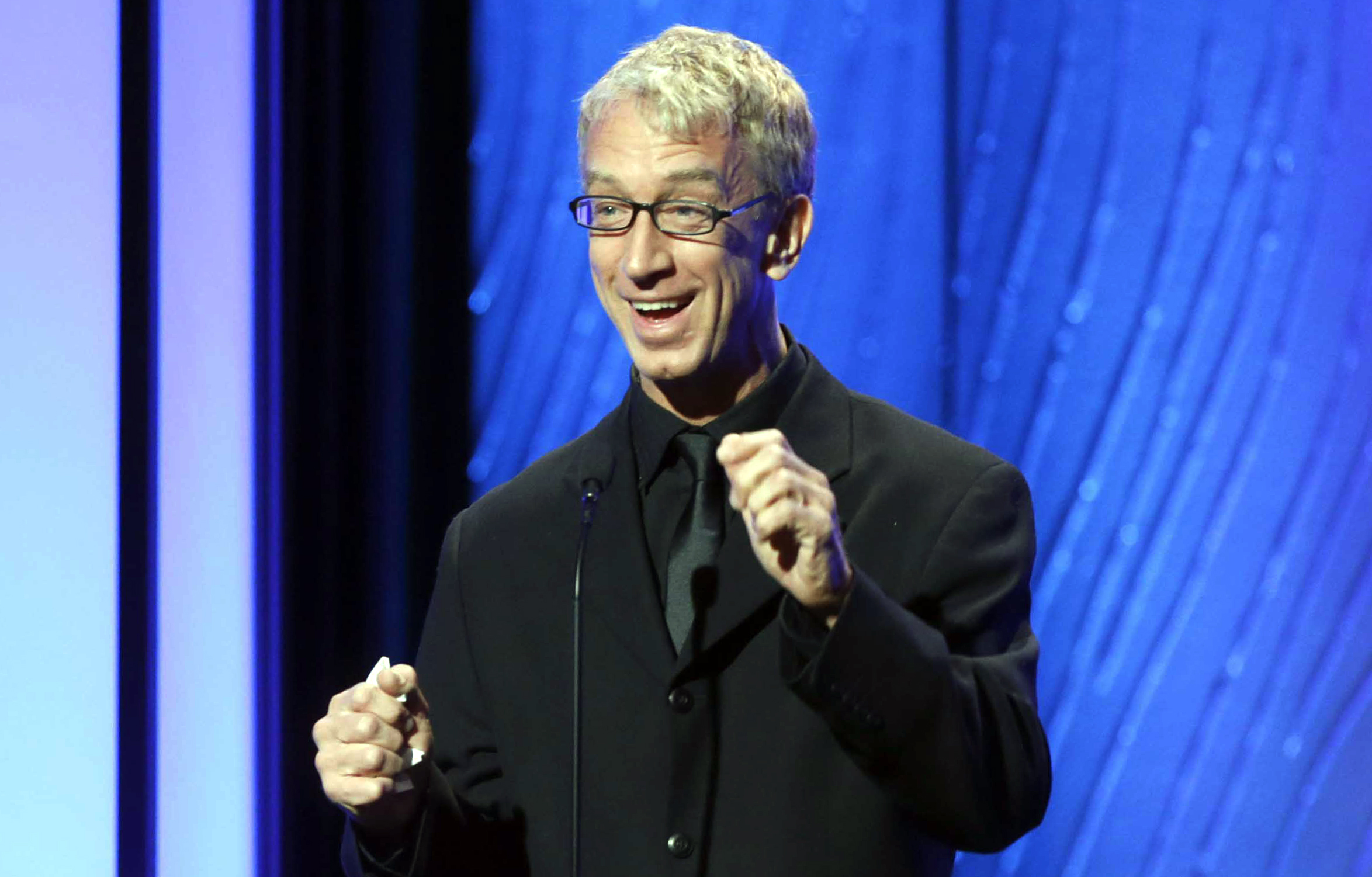 Comedian Andy Dick arrested in alleged theft
