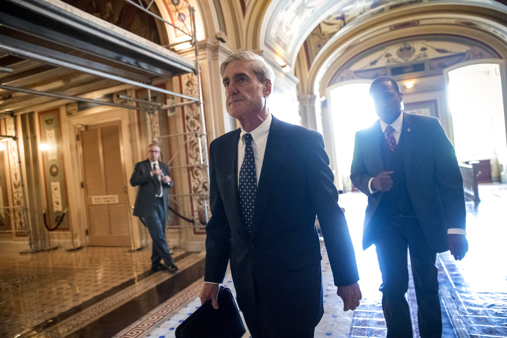 Judge Andrew Napolitano: Thanksgiving is over but Mueller and his team remain hard at work