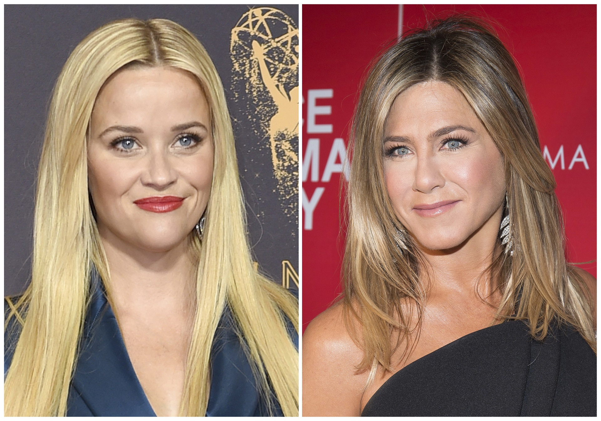 Reese Witherspoon recalls meeting Jennifer Aniston for the first time on 'Friends' set: 'I was really nervous'