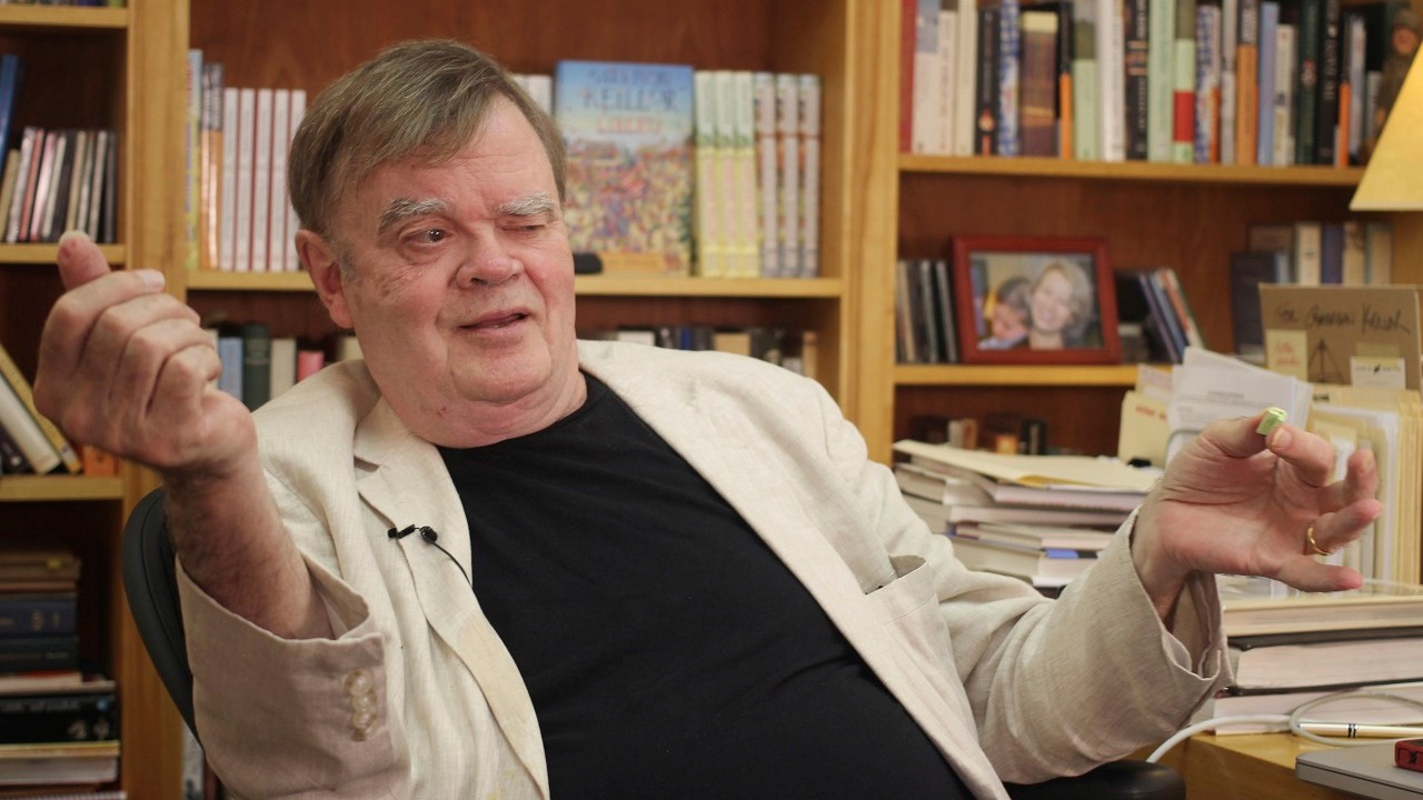 Garrison Keillor appearance cancelled after public outcry