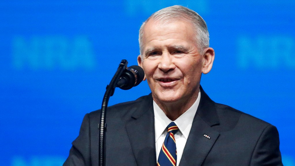 Westlake Legal Group ap18127637558722 Oliver North: Trump can launch an attack that would shut Iran down 'completely' Yael Halon fox-news/tech/topics/us-army fox-news/shows/hannity fox-news/politics/foreign-policy/middle-east fox-news/media/fox-news-flash fox news fnc/media fnc article 1f586a20-7f87-573f-b1c4-652fcbd22504