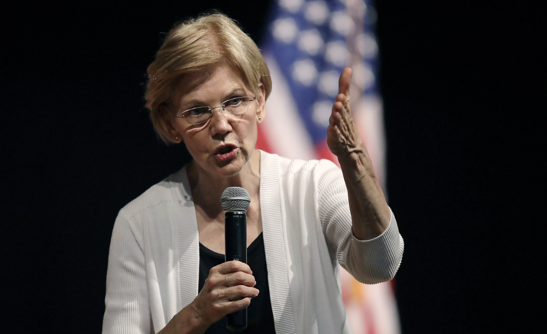 Trump shouldn't underestimate Elizabeth Warren as a 2020 opponent (and it's not why you think)