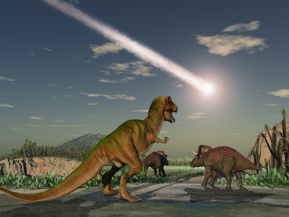 Dinosaur extinction was 'all about the asteroid,' casting doubt about volcano's impact, new study says